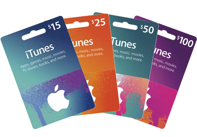 100 In Itunes Gift Cards For 80 Or 200 For 160 With Buy One