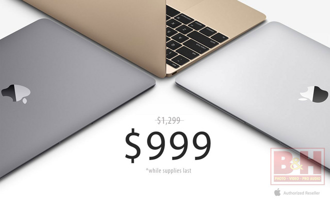 MacBook 12 Inch Promo