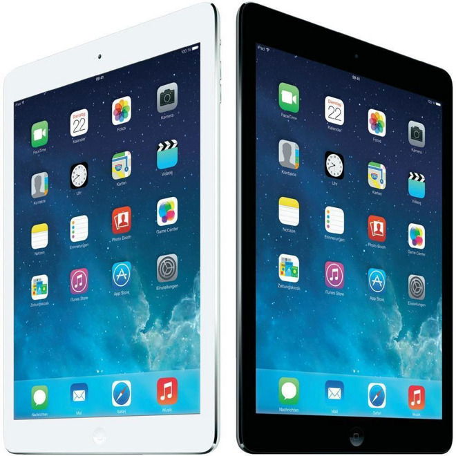 Apple iPad Air 16GB WiFi Cellular Deal