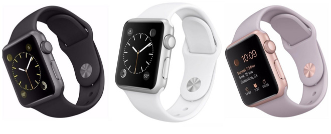 Apple Watch Sport discount