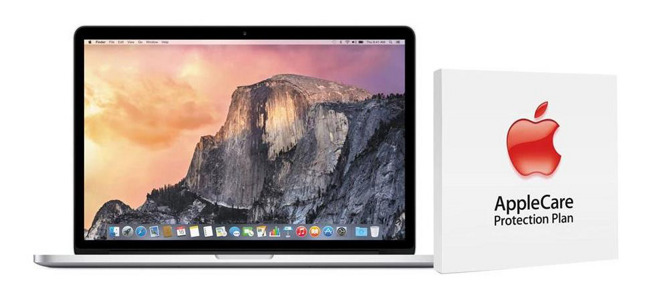 15 inch MacBook Pro with AppleCare deals