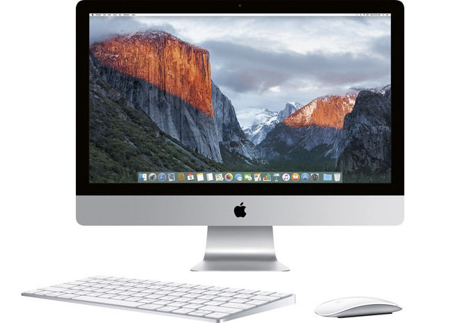 Apple iMac discounts